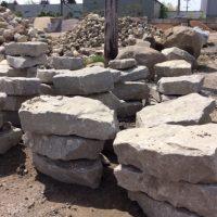 medium sized stones