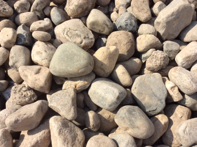 "Cobble Stone 3""-8"""